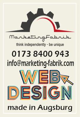 Webdesign by Marketingfabrik Augsburg