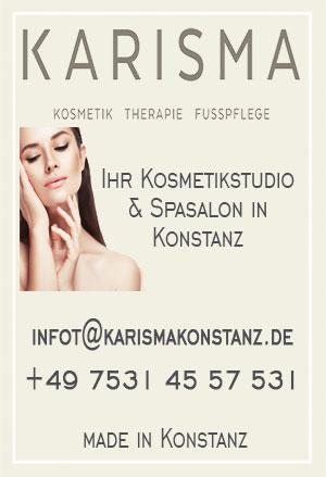 Kosmetikstudio im Herzen von Konstanz